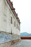 Tibetan Architecture in Putuo Temple of cases, Chengde Royalty Free Stock Photo