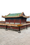 Tibetan Architecture in Putuo Temple Royalty Free Stock Photos