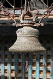 Tibetan bell in Bandipur Stock Images
