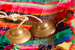 Tibetan bell Royalty Free Stock Photography
