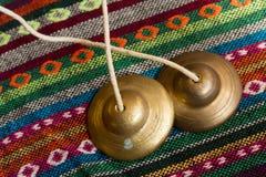 Tibetan bell Stock Images