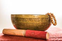 Tibetan Bowl Stock Photos