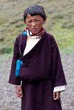 Tibetan boy Royalty Free Stock Photography