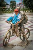 Tibetan boy Stock Photography