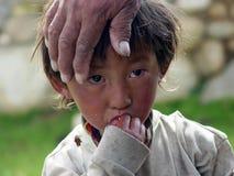 Tibetan boyl Stock Image