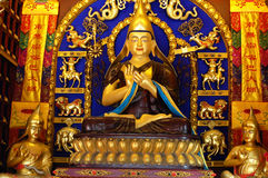 Tibetan Buddha Royalty Free Stock Photo