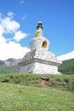 Tibetan Buddhis stupa Stock Photos