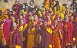 Tibetan Buddhism Royalty Free Stock Photo