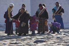 Tibetan Buddhism Royalty Free Stock Image