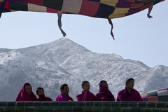 Tibetan Buddhism Royalty Free Stock Photography
