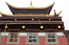 Tibetan Buddhism Temple Stock Photos