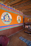 Tibetan Buddhism temples Stock Photography
