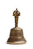 Tibetan buddhist ceremonial religious bell Stock Photos