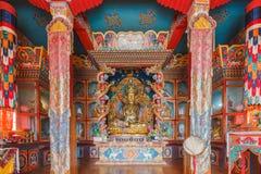 Tibetan Buddhist monastery Stock Images