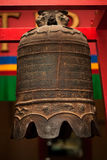 Tibetan Buddhist Temple Bell Royalty Free Stock Photography