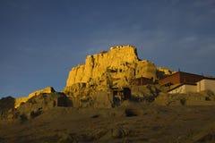 Tibetan castle Stock Photos