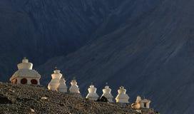Tibetan chörten Royalty Free Stock Photography