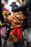 Tibetan child Stock Image