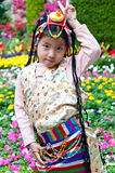 Tibetan children Royalty Free Stock Photos