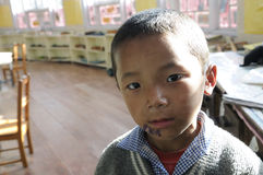 Tibetan Children's Village Stock Image