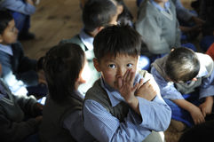 Tibetan Children's Village Royalty Free Stock Photo