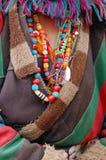 Tibetan costumes Stock Photo