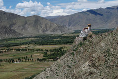 Tibetan  countryside Stock Images