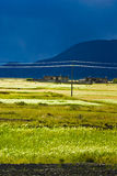 Tibetan Countryside Royalty Free Stock Photos