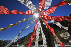 Tibetan culture Royalty Free Stock Photo