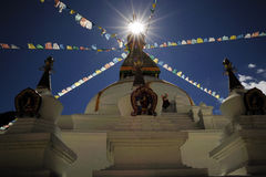 Tibetan culture Royalty Free Stock Photography