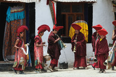 Tibetan Dance Festival 1 Stock Photo