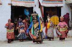 Tibetan Dance Festival 2 Stock Image