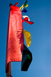 Tibetan Darchor One Royalty Free Stock Image