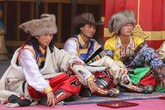 Tibetan Festival Stock Image