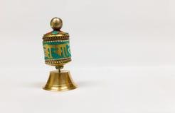Tibetan gebedwielen Royalty-vrije Stock Foto's