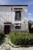Tibetan house Royalty Free Stock Photos
