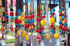 Tibetan Jewelries royalty free stock photo