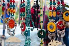 Tibetan Jewelries stock photo