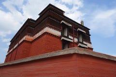 Tibetan labulengsi temple Royalty Free Stock Image
