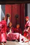 tibetan lama Stock Afbeeldingen