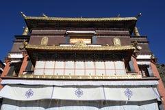 Tibetan lamasery,details Royalty Free Stock Image