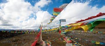 Tibetan Landscape Royalty Free Stock Images