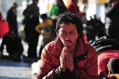 Tibetan Man Stock Photos