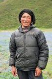 Tibetan man Royalty Free Stock Images