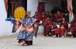Tibetan Mask Dance 2 Stock Images