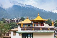 Tibetan monastery, Manali Royalty Free Stock Image