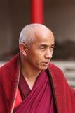 Tibetan monastery Stock Image