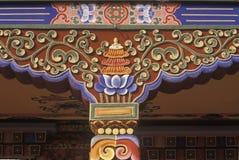 Tibetan Monastery Retreat Center in Woodstock New York Royalty Free Stock Image