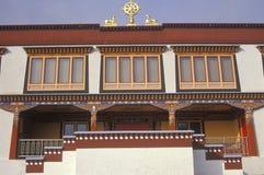 Tibetan Monastery Retreat Center in Woodstock New York Stock Photography