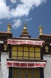 Tibetan monastry Royalty Free Stock Image